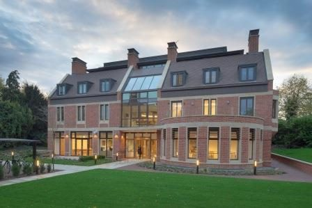 The Woolf Institute building